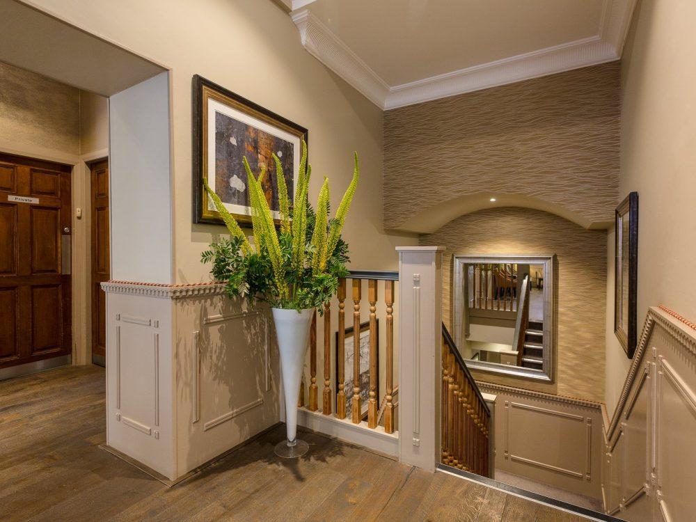 Phoenix Hotel Lobby Stairs